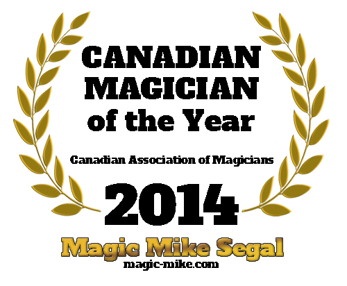 Canadian Magician Of The Year